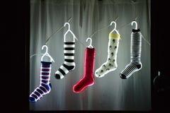La Navidad nerviosa 2014 Fotos de archivo