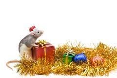 La Navidad o Año Nuevo Fotos de archivo libres de regalías