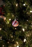 La Navidad Ornamant Imagen de archivo