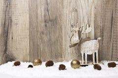 La Navidad, ornamento de la Navidad Imágenes de archivo libres de regalías