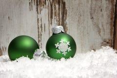 La Navidad, ornamento de la Navidad foto de archivo