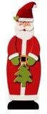 La Navidad Papá Noel ilustración del vector