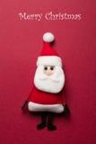 La Navidad Papá Noel Fotos de archivo libres de regalías