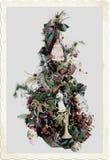 La Navidad pasada de moda Imagenes de archivo