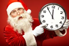 La Navidad próxima Foto de archivo libre de regalías