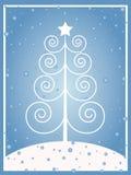 La Navidad retra Fotografía de archivo libre de regalías