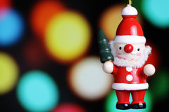 La Navidad Santa. Fotografía de archivo libre de regalías