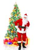La Navidad Santa Imagenes de archivo