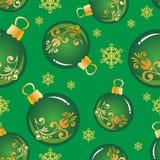 La Navidad seamless-10 ilustración del vector