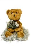 La Navidad Ted Foto de archivo