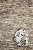 La Navidad - tema de plata Foto de archivo