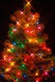 La Navidad Tree2 Fotografía de archivo libre de regalías
