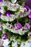 La Navidad tres Imágenes de archivo libres de regalías