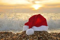 La Navidad tropical Fotos de archivo