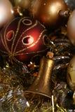 La Navidad V Fotografía de archivo