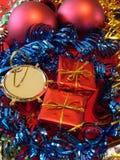La Navidad y Año Nuevo Fotos de archivo