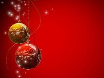 La Navidad y Año Nuevo Imagen de archivo