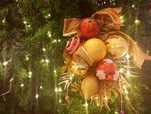 La Navidad y Año Nuevo Foto de archivo