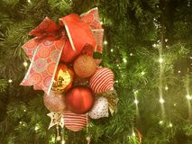 La Navidad y Año Nuevo Fotografía de archivo