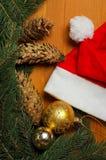 La Navidad y Año Nuevo Imágenes de archivo libres de regalías
