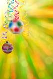 La Navidad y Año Nuevo background-01 Foto de archivo libre de regalías