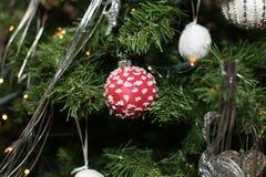 La Navidad y Años Nuevos de escena Foto de archivo libre de regalías
