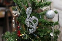 La Navidad y Años Nuevos de escena Fotografía de archivo libre de regalías