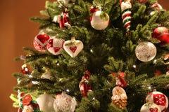 La Navidad y Años Nuevos de escena Imagen de archivo libre de regalías