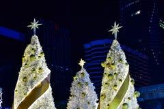 La Navidad y Feliz Año Nuevo 2017 Imágenes de archivo libres de regalías