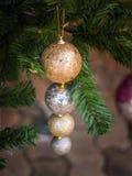 La Navidad y festival del Año Nuevo Fotografía de archivo libre de regalías