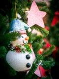 La Navidad y festival del Año Nuevo Foto de archivo libre de regalías