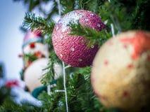 La Navidad y festival del Año Nuevo Imagen de archivo