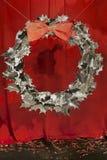 La Navidad y fondo cercano de los días de fiesta del año Foto de archivo libre de regalías