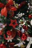 La Navidad y los Años Nuevos adornan imagen de archivo