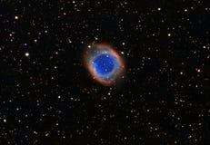 La nebulosa de la hélice, también conocida como la hélice, imagen de archivo