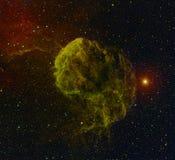 La nebulosa de las medusas Imagen de archivo