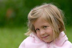 La niña Foto de archivo libre de regalías