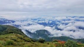 La niebla Foto de archivo