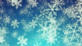 La nieve Nevado 1080p y el fondo video de la Navidad colocan