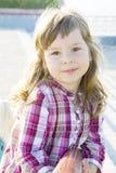 La niñez feliz Fotografía de archivo libre de regalías