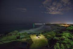 La noche Imagenes de archivo