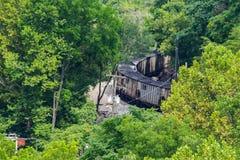 La Norfolk et le charbon de transport du sud photo libre de droits