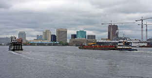 La Norfolk, la Virginie Image stock