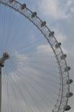 La noria del ojo de Londres Imagenes de archivo