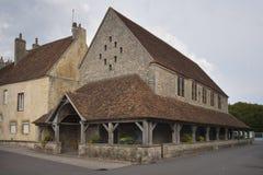 La Normandia pittoresca - vede fotografie stock libere da diritti