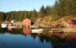 La Norvège Photo libre de droits