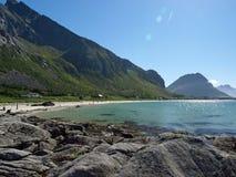 La Norvège Photos libres de droits