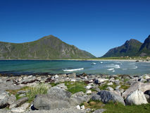 La Norvège Photo stock