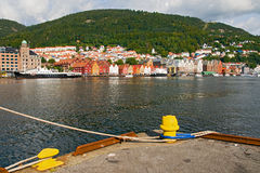 La Norvège 2008 Bergen 4 Photo stock