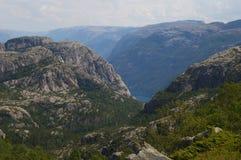 La Norvège 4 Photos libres de droits